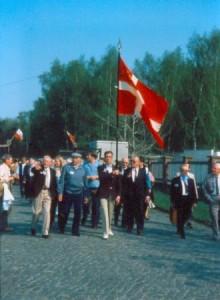 I 1985 var der en stor delegation af tidligere stutthofere og familiemedlemmer i Stutthof i Polen til den store 40 års dag for befrielsen